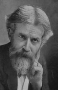 Professor Patrick Geddes, from the Silver Jubilee Souvenir of the Bombay University School of Economics & Sociology, 1947