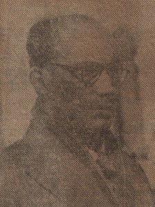 S.A. Ayer, Propaganda Minister of Bose's Provisional Govt of Free India, and later Publicity Minister of the Govt of Bombay