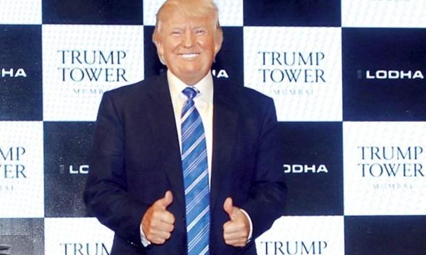 Constructing Trump Tower Mumbai