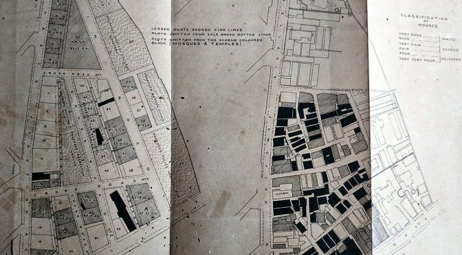 Plotting & Scheming: Land Acquisition & Market Values in Colonial Bombay, 1898-1926