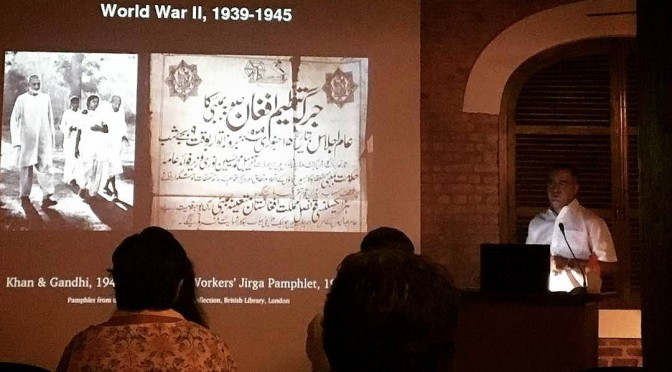 From Pathan Menace to Frontier Gandhi: Afghans in Early 20th Century Bombay