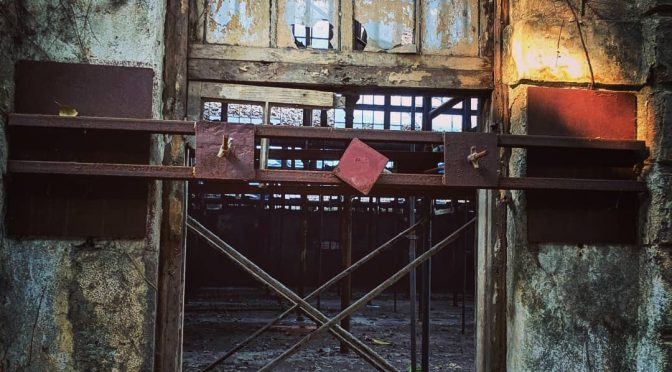Mills as Public Spaces: Mumbai's Industrial Heritage