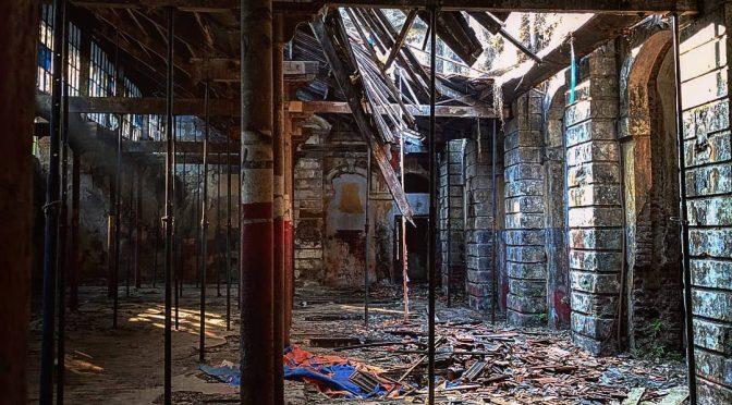 इंदू मिलच्या अंतरंगात मुंबईत साकारतेय वस्त्रोद्योग संग्रहालय